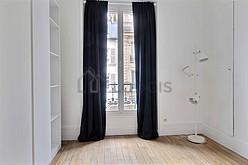 アパルトマン パリ 6区 - ベッドルーム