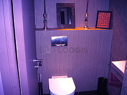 閣樓 Hauts de seine - 廁所