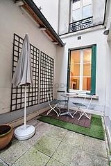 Apartment Paris 6° - Terrace