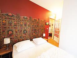 Wohnung Paris 17° - Schlafzimmer