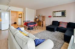 公寓 Haut de seine Nord - 客厅