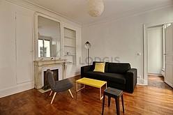 公寓 巴黎2区 - 客廳