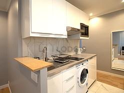 Wohnung Paris 15° - Küche