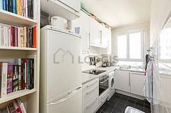 公寓 巴黎16区 - 厨房