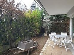 アパルトマン Seine st-denis - 庭