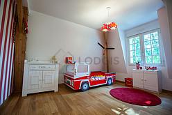 家 Seine Et Marne - ベッドルーム 4