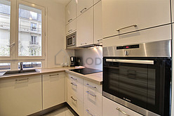 アパルトマン パリ 16区 - キッチン