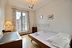 Wohnung Paris 16° - Schlafzimmer