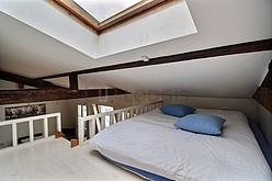 公寓 巴黎7区 - 双层床铺