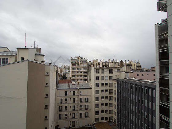Very quiet and very bright balcony