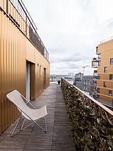 Appartamento Parigi 13° - Terrazzo