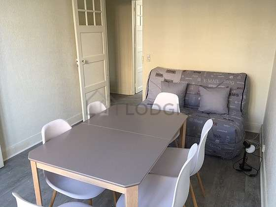 Very quiet living room furnished with sofa, 1 chair(s)