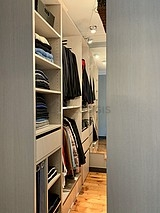 Apartamento Paris 18° - Guarda-roupa