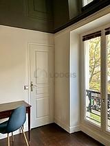 Apartment Paris 18° - Study