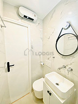 デュプレックス パリ 12区 - バスルーム