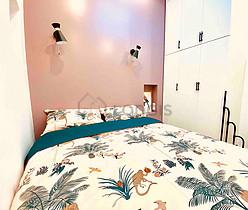 Duplex Paris 12° - Chambre