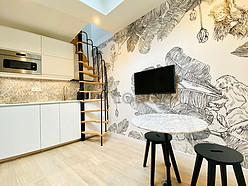 dúplex París 12° - Cocina