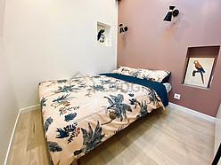 dúplex París 12° - Dormitorio