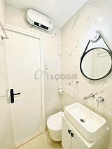 Duplex Paris 12° - Salle de bain