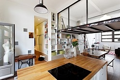 Loft Seine st-denis - Cozinha