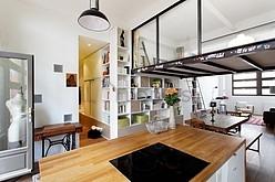 Loft Seine st-denis - Cucina