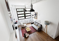 Loft Seine st-denis - Living room
