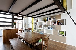 Loft Seine st-denis - Sala de jantar