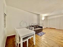 Wohnung Paris 13° - Wohnzimmer