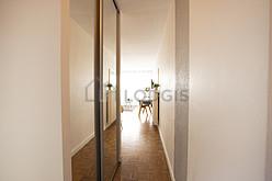 Apartamento Paris 18° - Entrada