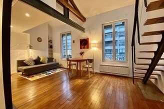 Gambetta Париж Paris 20° 1 спальня Квартира
