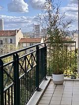 公寓 Hauts de seine - 陽台