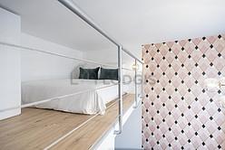 Wohnung Paris 10° - Zwischenstock