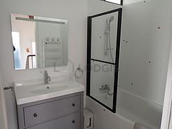 Maison individuelle Hauts de Seine - Salle de bain