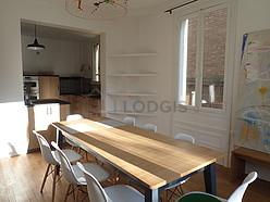 Maison individuelle Hauts de Seine - Salle a manger