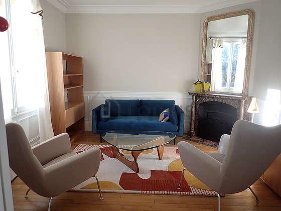 Séjour très calme équipé de télé, 1 fauteuil(s)