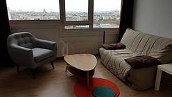 Apartamento París 13° - Salón