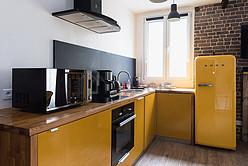 Квартира Seine st-denis Nord - Кухня