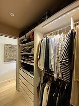 Appartement Paris 8° - Dressing