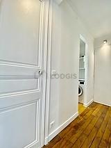 Wohnung Paris 17° - Eintritt