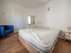Appartement Paris 18° - Chambre