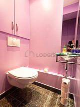 Квартира Hauts de seine - Туалет