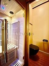 Wohnung Paris 7° - WC