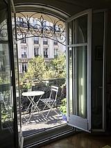 公寓 巴黎10区 - 陽台