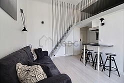 Apartment Paris 8° - Living room