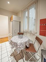 アパルトマン パリ 19区 - キッチン
