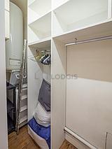 Apartment Paris 19° - Dressing room
