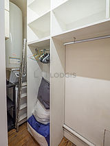 Appartement Paris 19° - Dressing