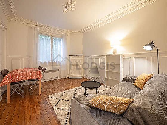 Séjour très calme équipé de canapé, 1 fauteuil(s), 1 chaise(s)