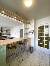 アパルトマン パリ 14区 - キッチン