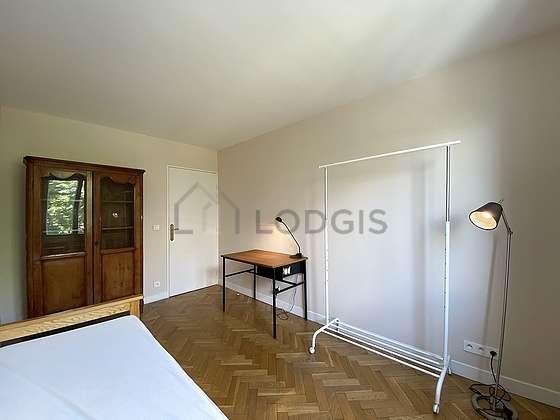 Chambre très calme pour 2 personnes équipée de 1 lit(s) gigogne de 160cm